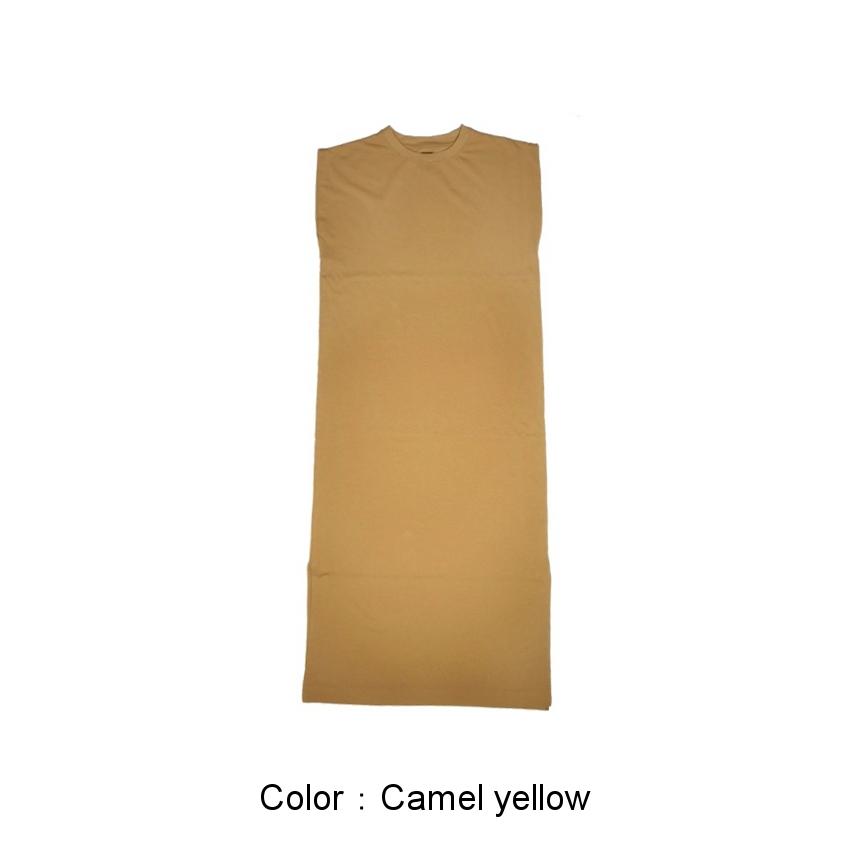 Camel yellow