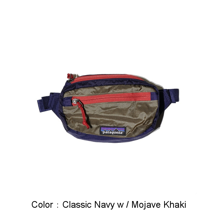 Classic Navy w / Mojave Khaki
