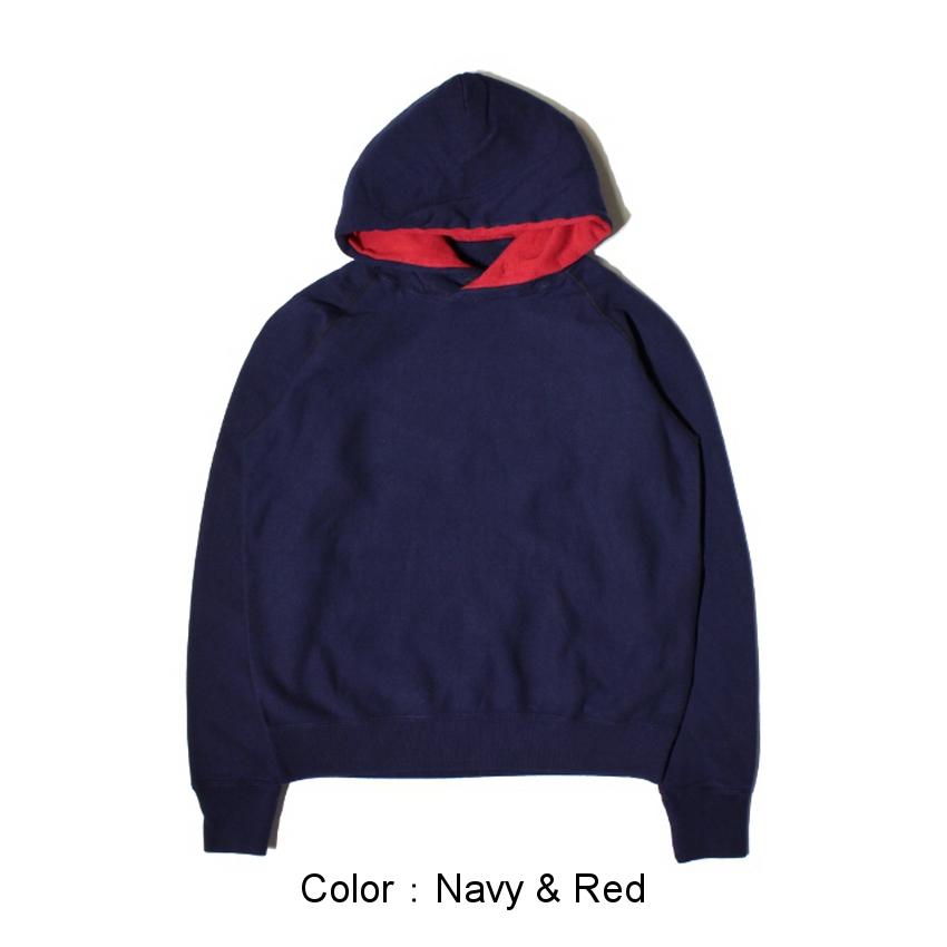 Navy & Red